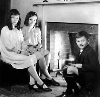 Williams children, 1931